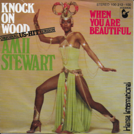 Amii Stewart - Knock on wood (Duitse uitgave)