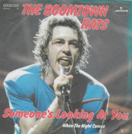 Boomtown Rats - Someone's looking at you