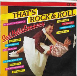 Carl Nelke Company - That's Rock & Roll