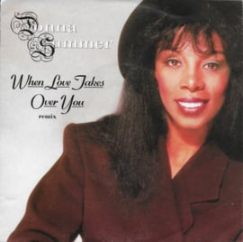 Donna Summer - When love takes over you