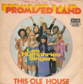 Les Humphries Singers - (we'll fly you to the) Promised land
