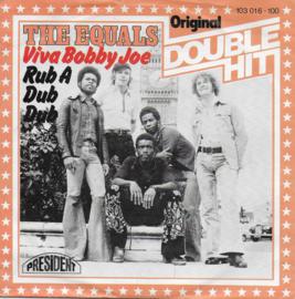 Equals - Viva Bobby Joe / Rub a dub dub
