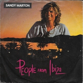 Sandy Marton - People from Ibiza