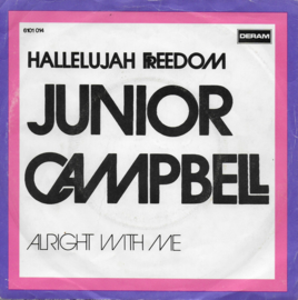 Junior Campbell - Hallelujah freedom