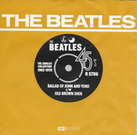 Beatles - Ballad of John and Yoko