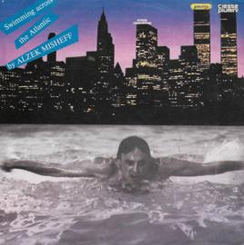 Alzek Misheff - Swimming across the Atlantic