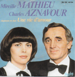 Charles Aznavour & Mireille Mathieu - Une vie d'amour