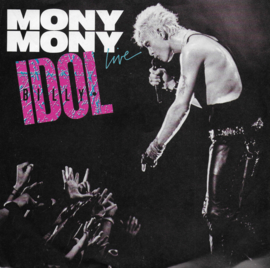 "Billy Idol - Mony mony ""live"""