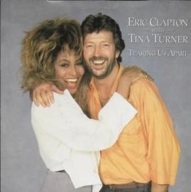 Eric Clapton with Tina Turner - Tearing us apart