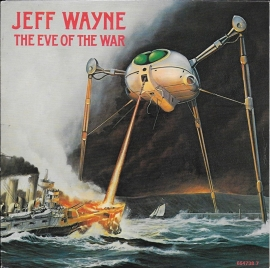 Jeff Wayne - The eve of the war (1989 uitgave)