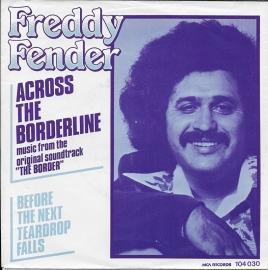 Freddy Fender - Before the next teardrop falls