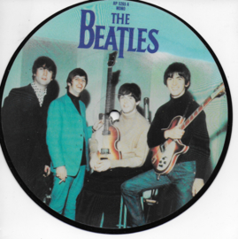 Beatles - Ticket to ride (Picture disc)