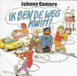 Johnny Camaro - Ik ben de weg kwijt!