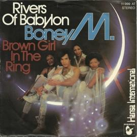 Boney M - Rivers of Babylon (Duitse uitgave)