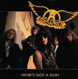 Aerosmith - Janie's got a gun (English edition)