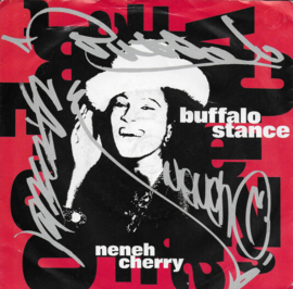 Neneh Cherry - Buffalo stance (Engelse uitgave)