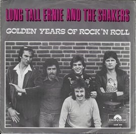 Long Tall Ernie and the Shakers - Golden years of rock 'n roll