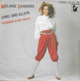 Melanie Sanders - Jung und allein