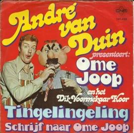 Andre van Duin - Tingelingeling