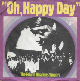 Edwin Hawkins Singers - Oh, happy day (Duitse uitgave)