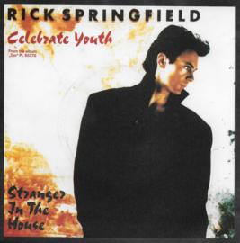 Rick Springfield - Celebrate youth (Europese uitgave)
