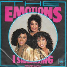 Emotions - I should be dancing (Duitse promo uitgave)