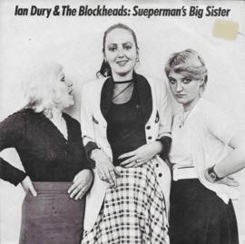Ian Dury & the Blockheads - Suepermans big sister