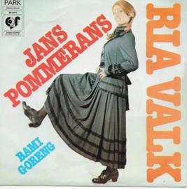 Ria Valk - Jans Pommerans