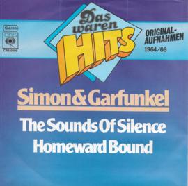 Simon & Garfunkel - The sounds of silence / Homeward bound