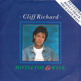 Cliff Richard - Mistletoe & wine (Engelse uitgave)