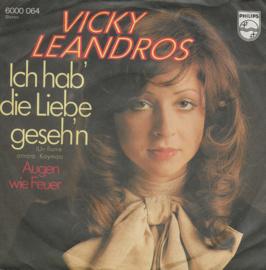 Vicky Leandros - Ich hab' die liebe geseh'n (German edition)