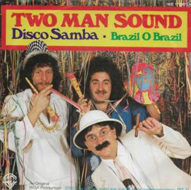 Two Man Sound - Disco samba (Duitse uitgave)