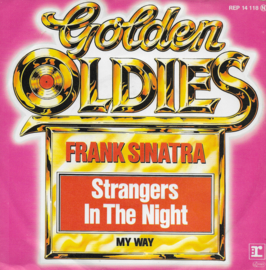 Frank Sinatra - Strangers in the night / My way (Duitse uitgave)