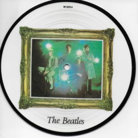 Beatles - Strawberry fields forever (Picture disc)