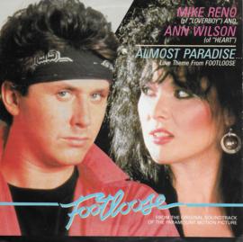 Mike Reno & Ann Wilson - Almost paradise
