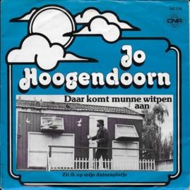 Jo Hoogendoorn - Daar komt munne witpen aan