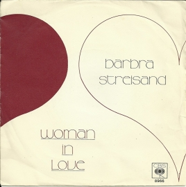 Barbra Streisand - Woman in love (alternative cover)