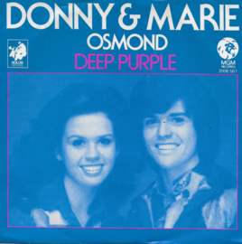 Donny & Marie Osmond - Deep purple