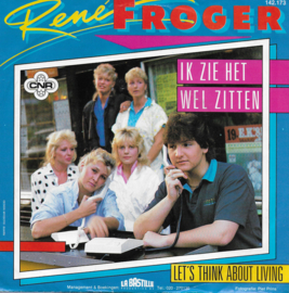 Rene Froger - Ik zie het wel zitten