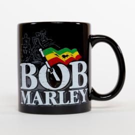 Bob Marley Flag Mug