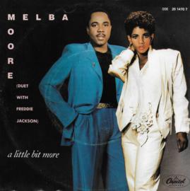 Melba Moore (duet with Freddie Jackson) - A little bit more