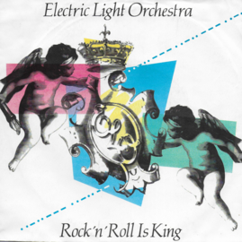 Electric Light Orchestra - Rock and roll is king (Duitse uitgave)