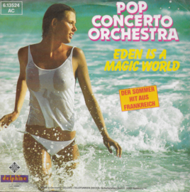 Pop Concerto Orchestra - Eden is a magic world