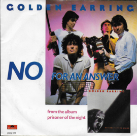 Golden Earring - No for an answer