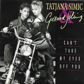 Tatjana Simic & Gerard Joling feat. Darrell Bell - Can't take my eyes off you