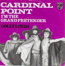 Cardinal Point - I'm the grand pretender