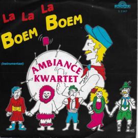 Ambiance Kwartet - La la la boem boem