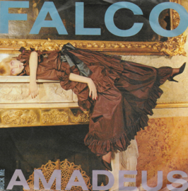 Falco - Rock me Amadeus (Oostenrijkse uitgave)