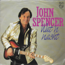 John Spencer - Wat 'n nacht