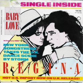 Regina - Baby love